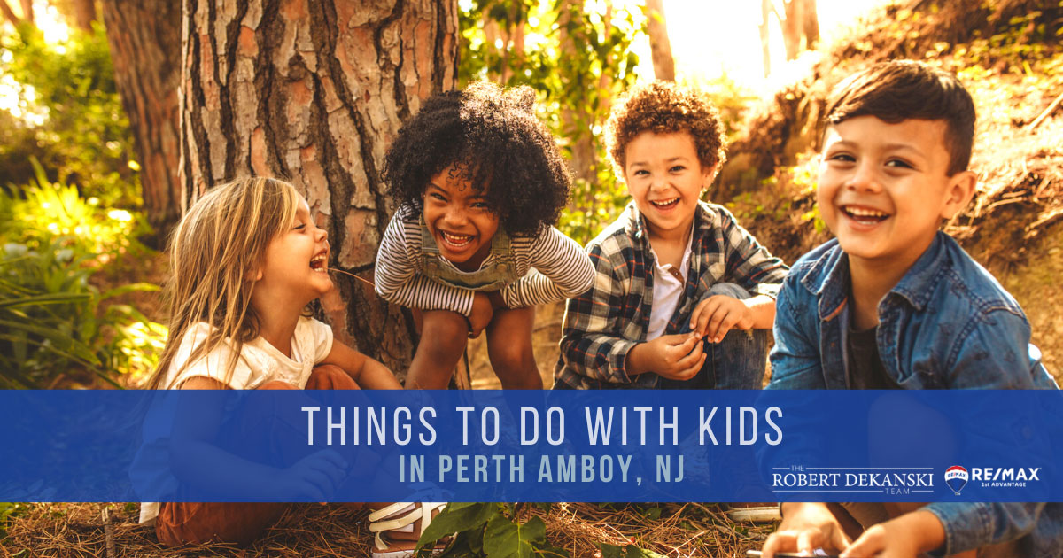 Things to Do With Kids in Perth Amboy