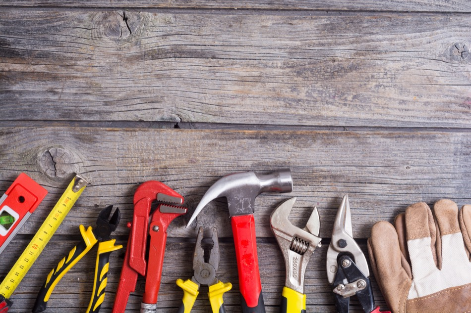 How to Fill Your Home Tool Box