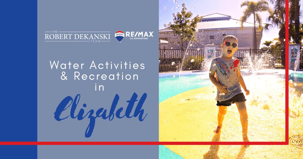 Best Water Activities in Elizabeth