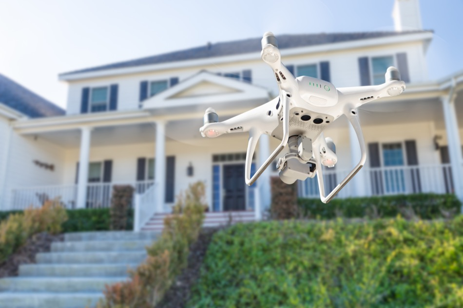 4 Reasons Every Homeowner Should Use a Drone When Selling