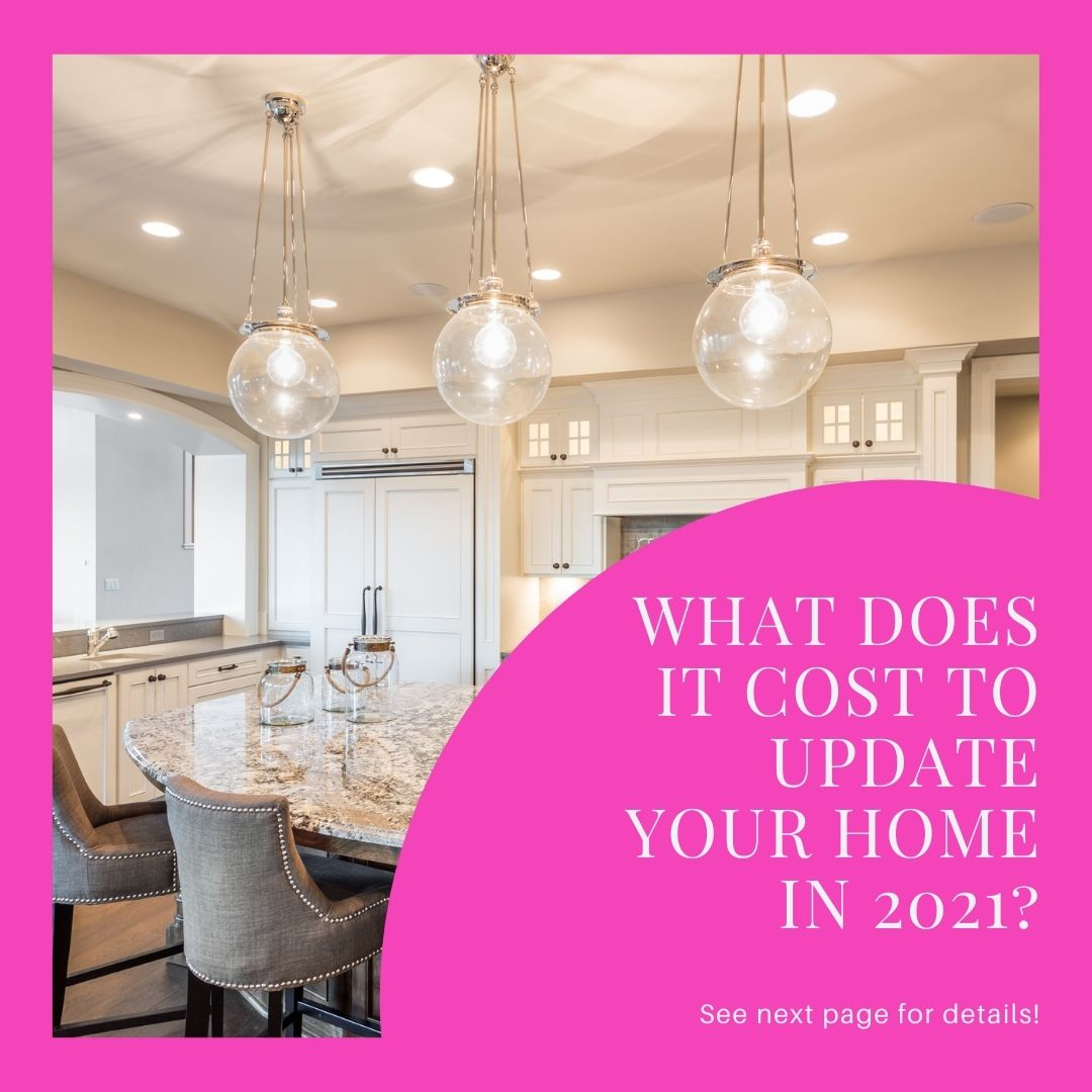 Cost to see your home in 2021