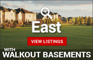 Walkout Homes for sale in East Calgary