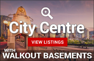 Walkout Homes for sale in Central Inner City Calgary