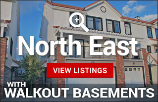 Walkout Homes for sale in NE Calgary