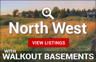 Walkout Homes for sale in NW Calgary