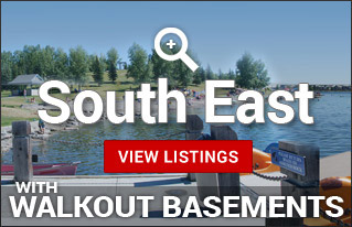 Walkout Homes for sale in South East Calgary