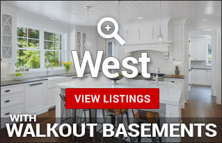 Walkout Homes for sale in West Calgary