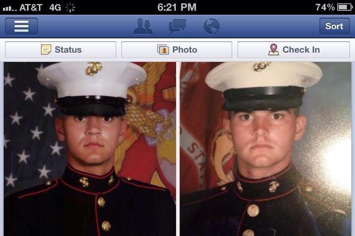 Ray Rice Marines