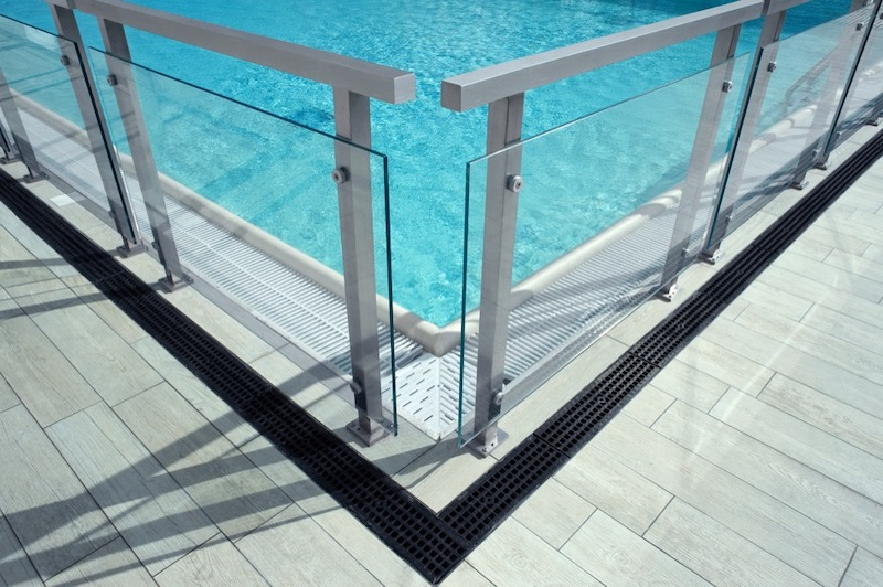 Securing Swimming Pool With Fence