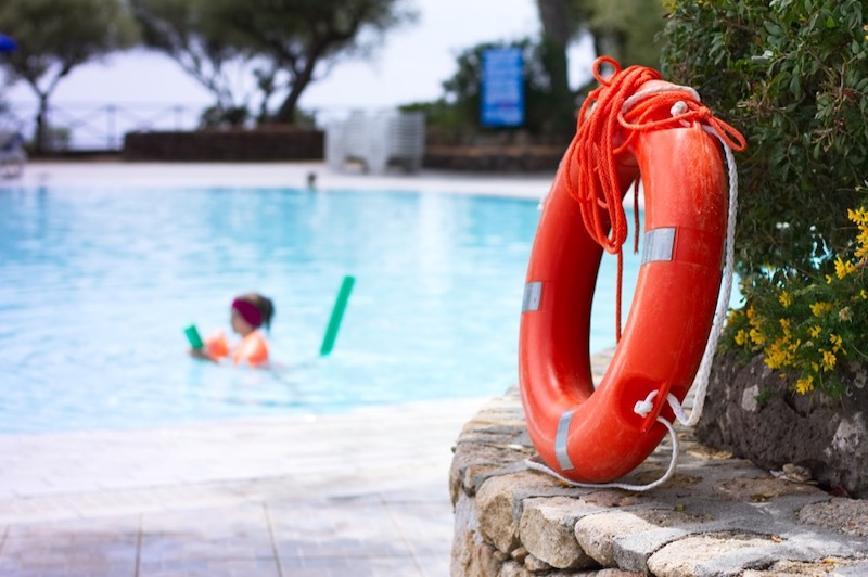 Safety Considerations When Swimming