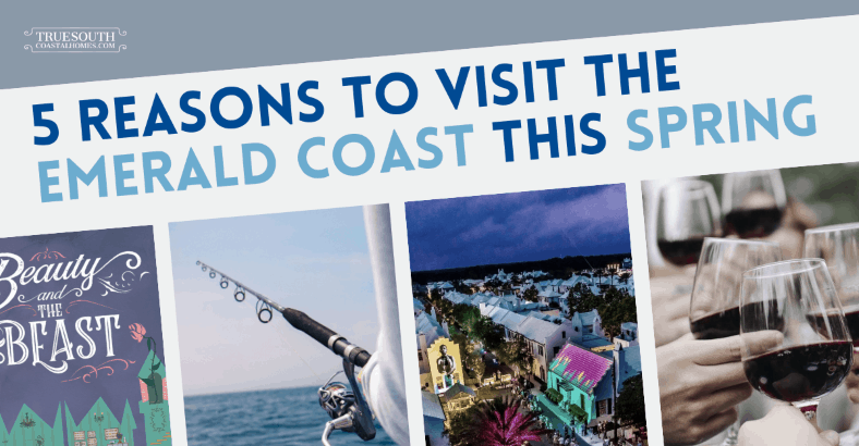 5 Reasons to Visit the Emerald Coast