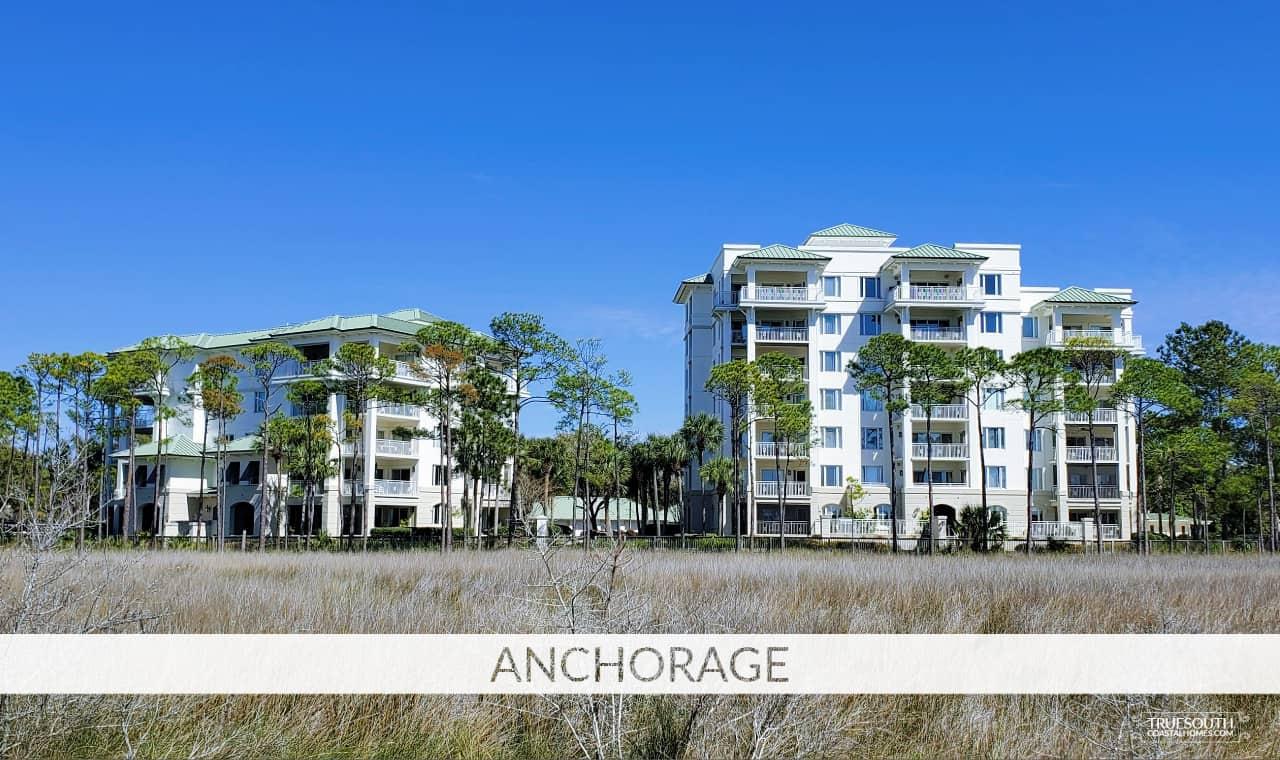 Sandestin Anchorage Condos