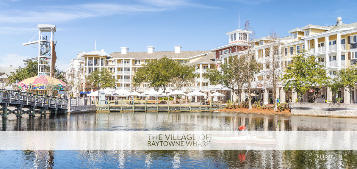 The Village of Baytowne Wharf Condos For Sale