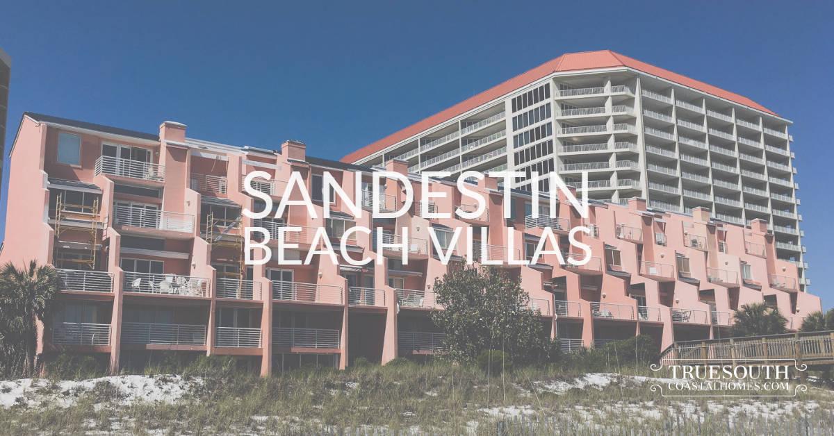 Sandestin Beach Villas