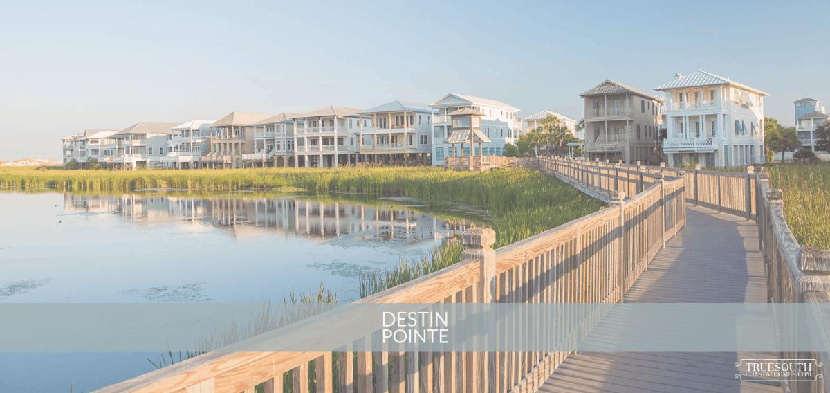 Destin Pointe Homes for Sale