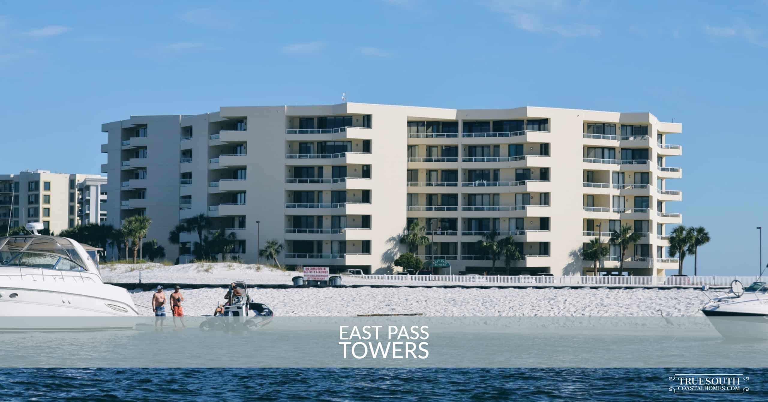 East Pass Towers Condos Water View
