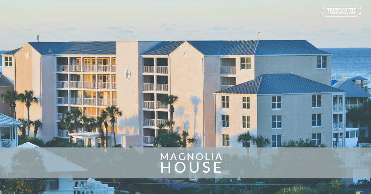 Magnolia House Condo Destin Pointe