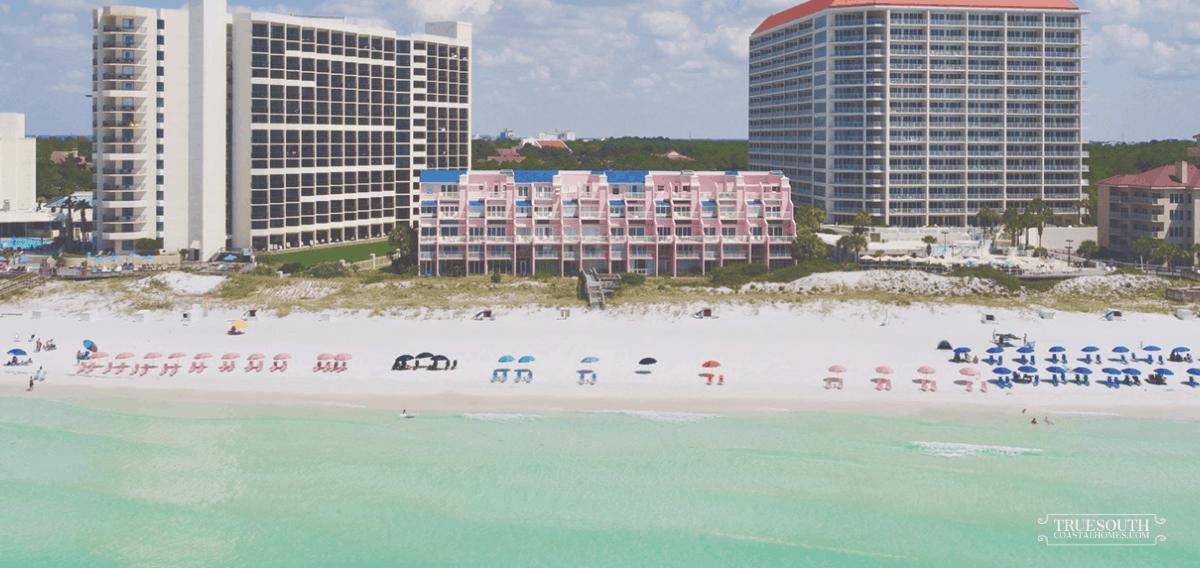 Sandestin Pink Beach Villas