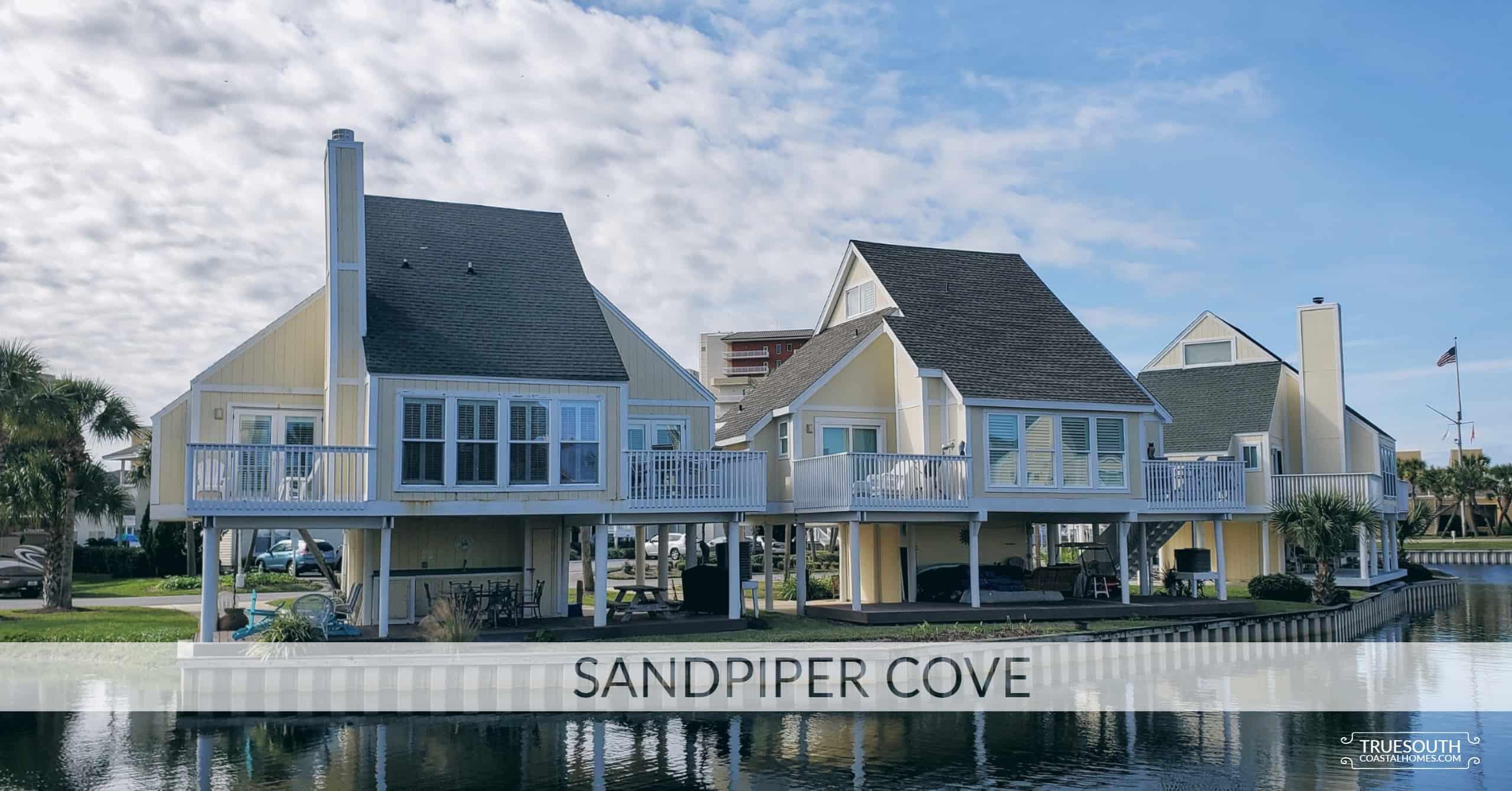 Sandpiper Cove Condos