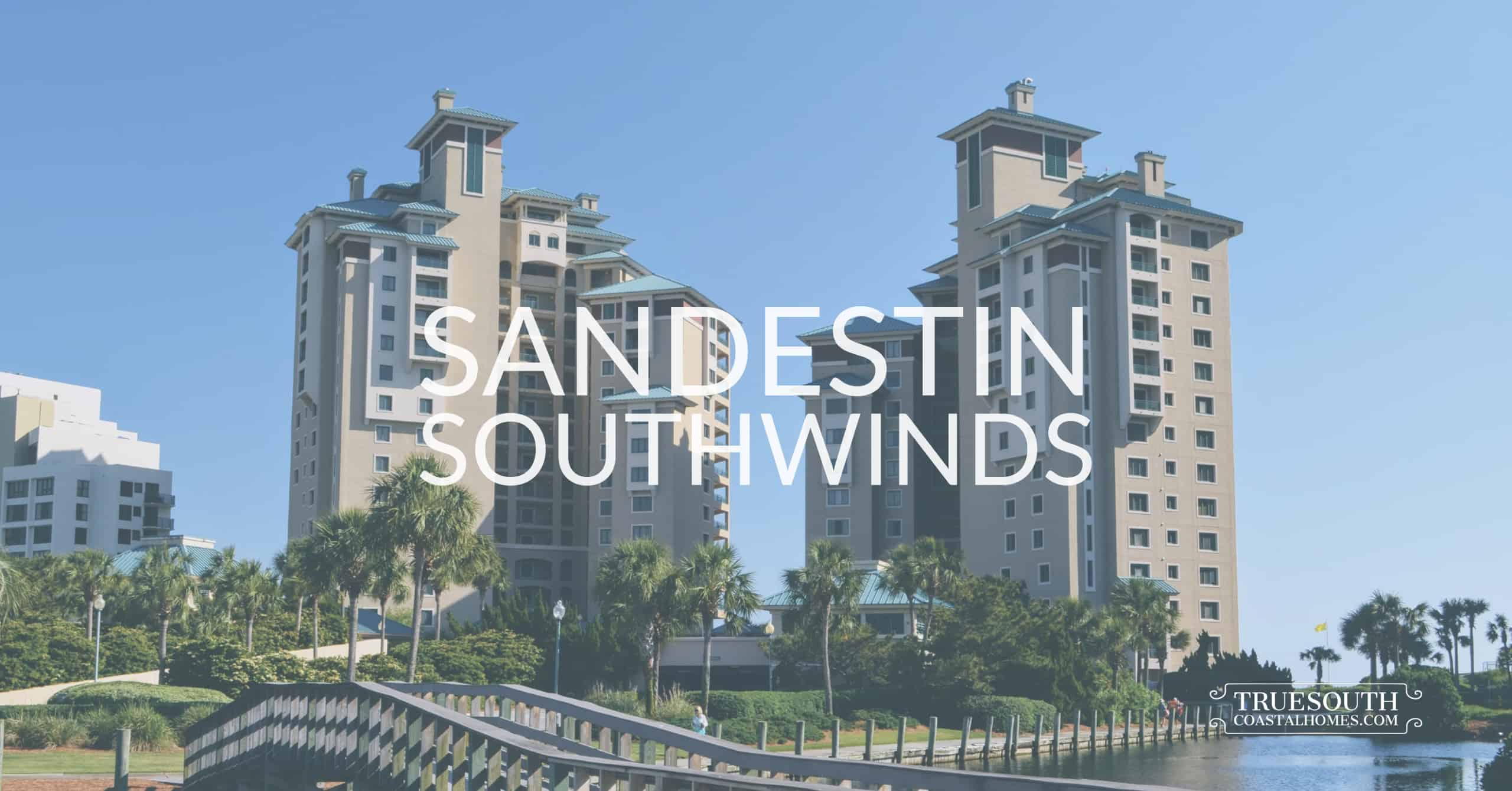 Sandestin Southwinds Condo