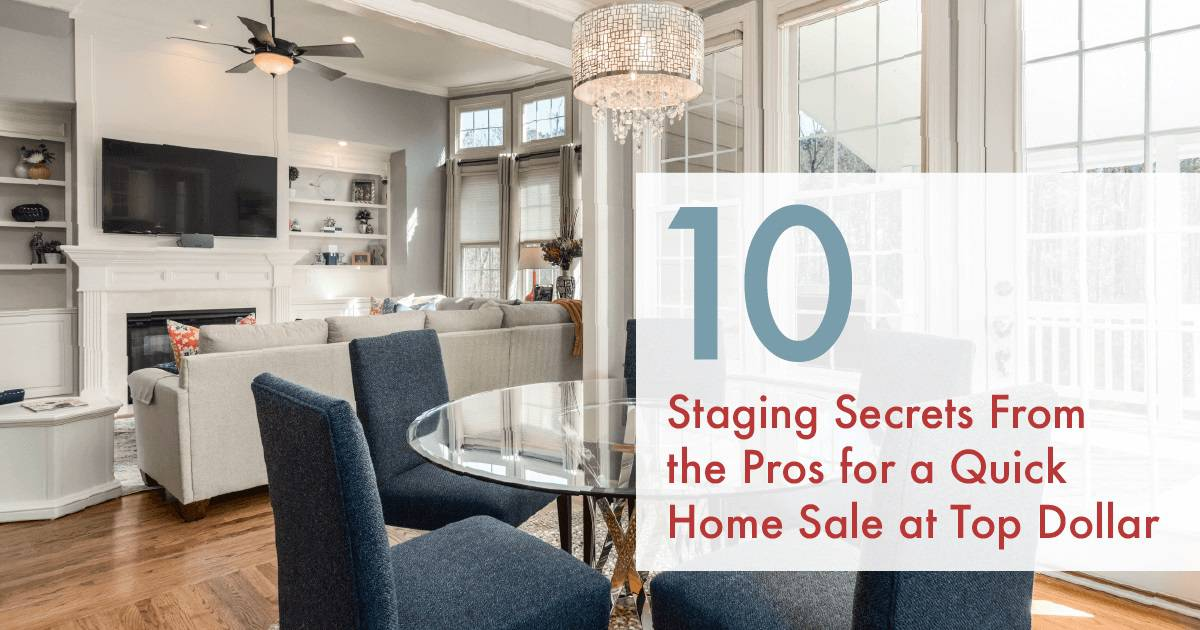 10 Staging Secrets