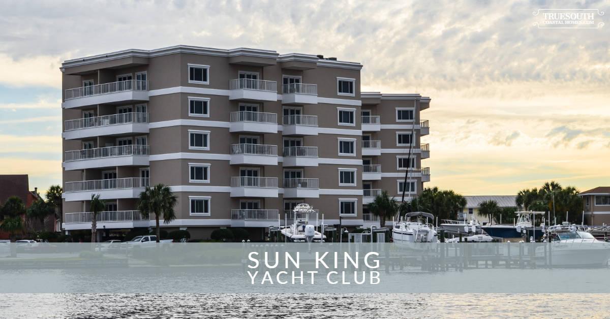 Sun King Yacht Club Conods