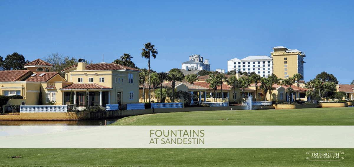 The Fountains Golf View