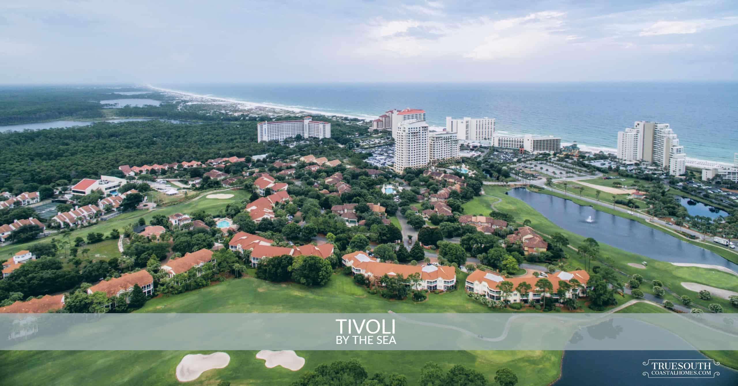 Tivoli By the Sea Aerial