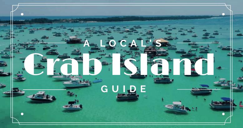 A Local's Guide to Crab Island in Destin, FL