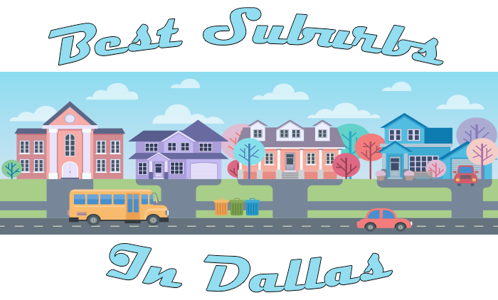 best dallas suburbs