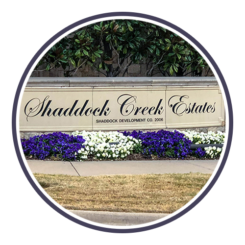 best neighborhoods in frisco shaddock creek