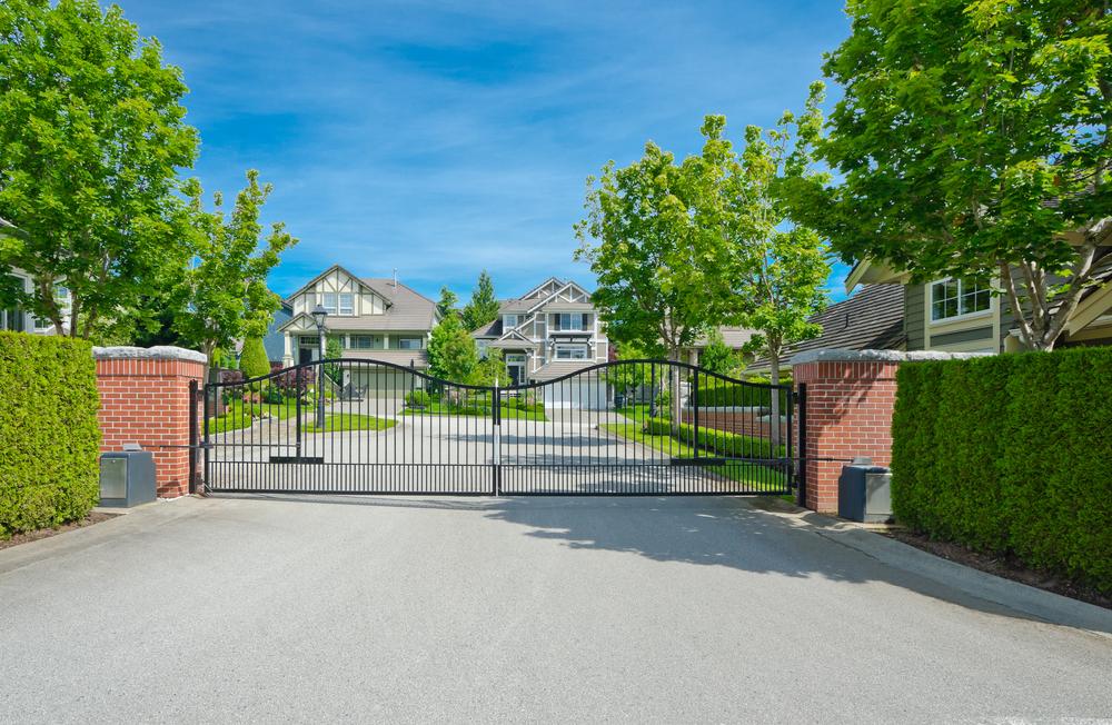 gated communities plano