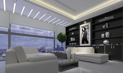 Luxury condos