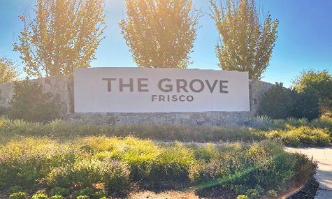 Homes for Sale in the grove frisco