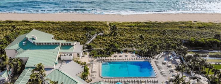 Homes for sale in Ocean Village near Hutchinson Island FL