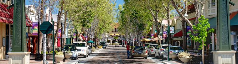 Sunnyvale - Murphy Street