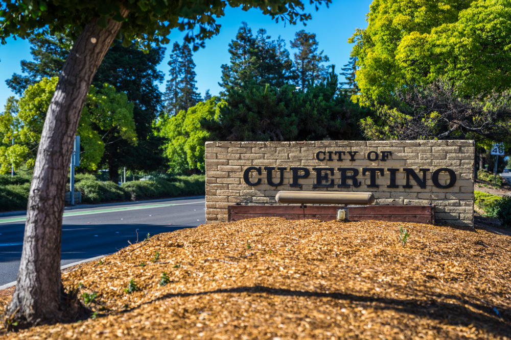City of Cupertino CA