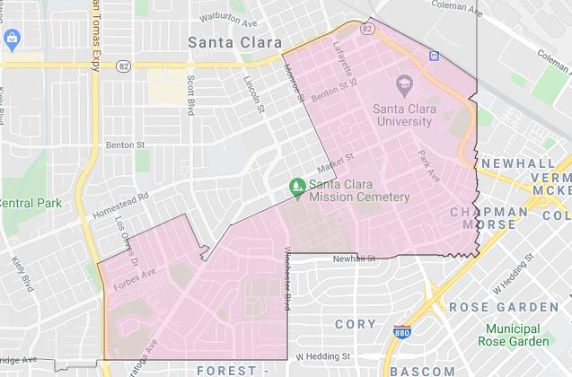 Westwood Elementary School Santa Clara Unified