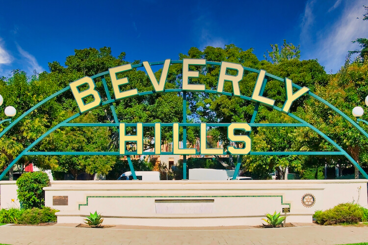 Beverly Hills Best Neighborhood