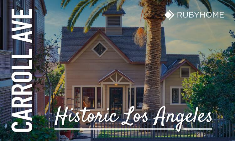 Carroll Avenue Los Angeles