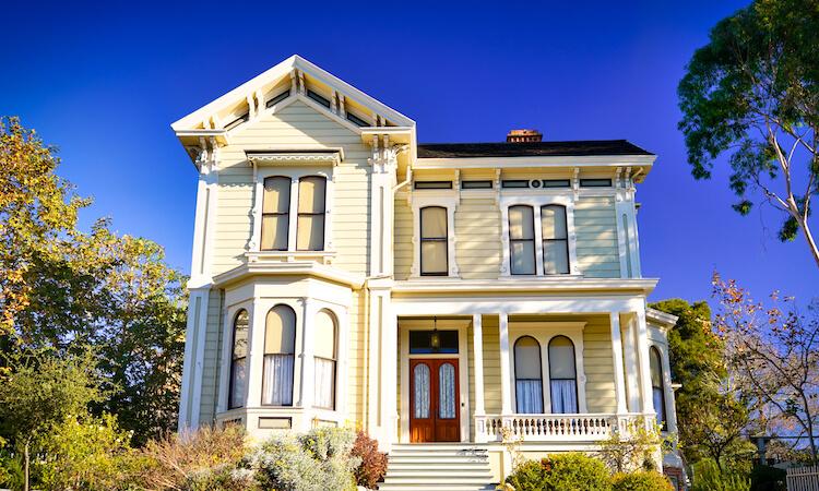 Foy House Carroll Avenue