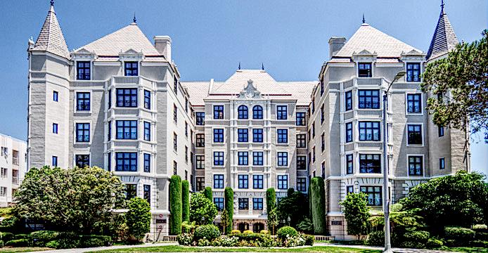 Hancock Park Residential Building