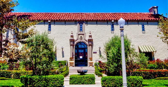 Hancock Park Spanish Home