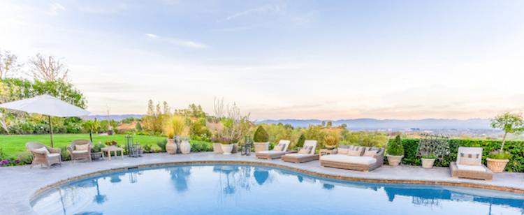 Hidden Hills Pool Home