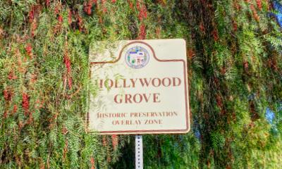 Hollywood Grove Los Angeles
