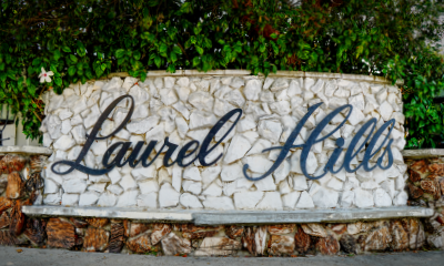 Laurel Hills Los Angeles