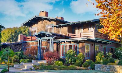 Los Angeles Craftsman Home