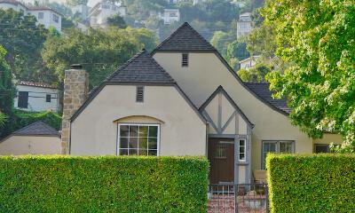 Tudor Home Los Angeles