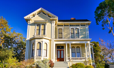 Los Angeles Victorian Home