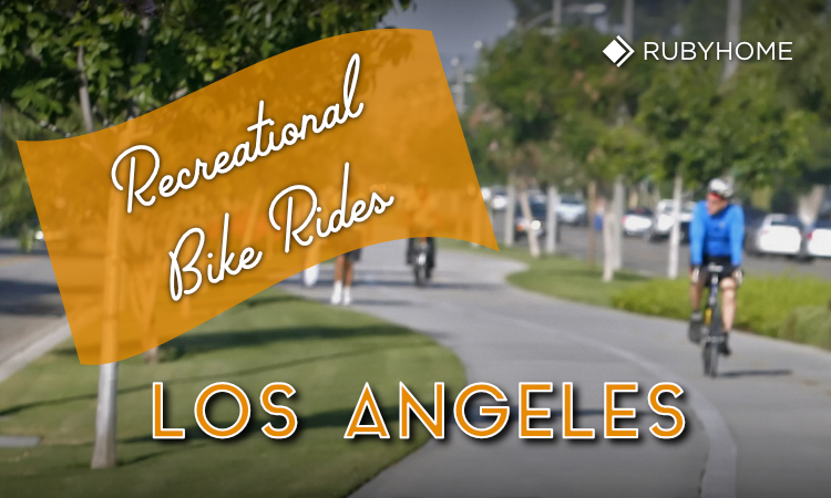 Best Bike Paths in Los Angeles